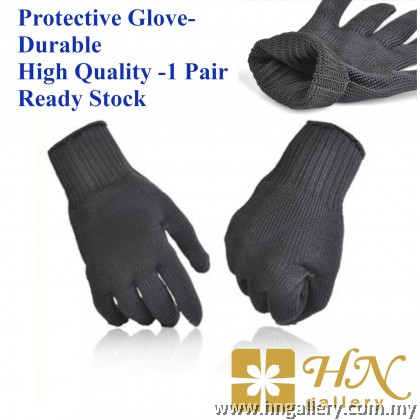 Protective Glove High Quality Cut Proof/Cut Resistance Safety Glove Ready Stock