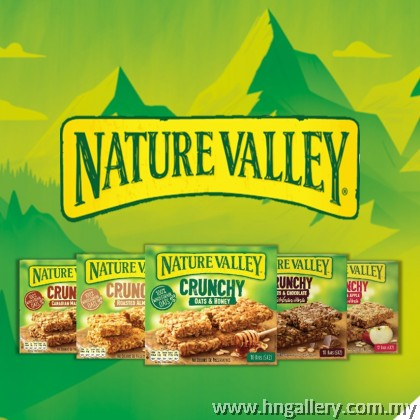 Nature Valley Crunchy - Canadian Maple Syrup 252gm