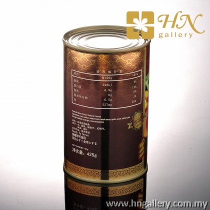 10 pcs Braised Abalone 165g 10整粒红烧吉品鲍鱼165克