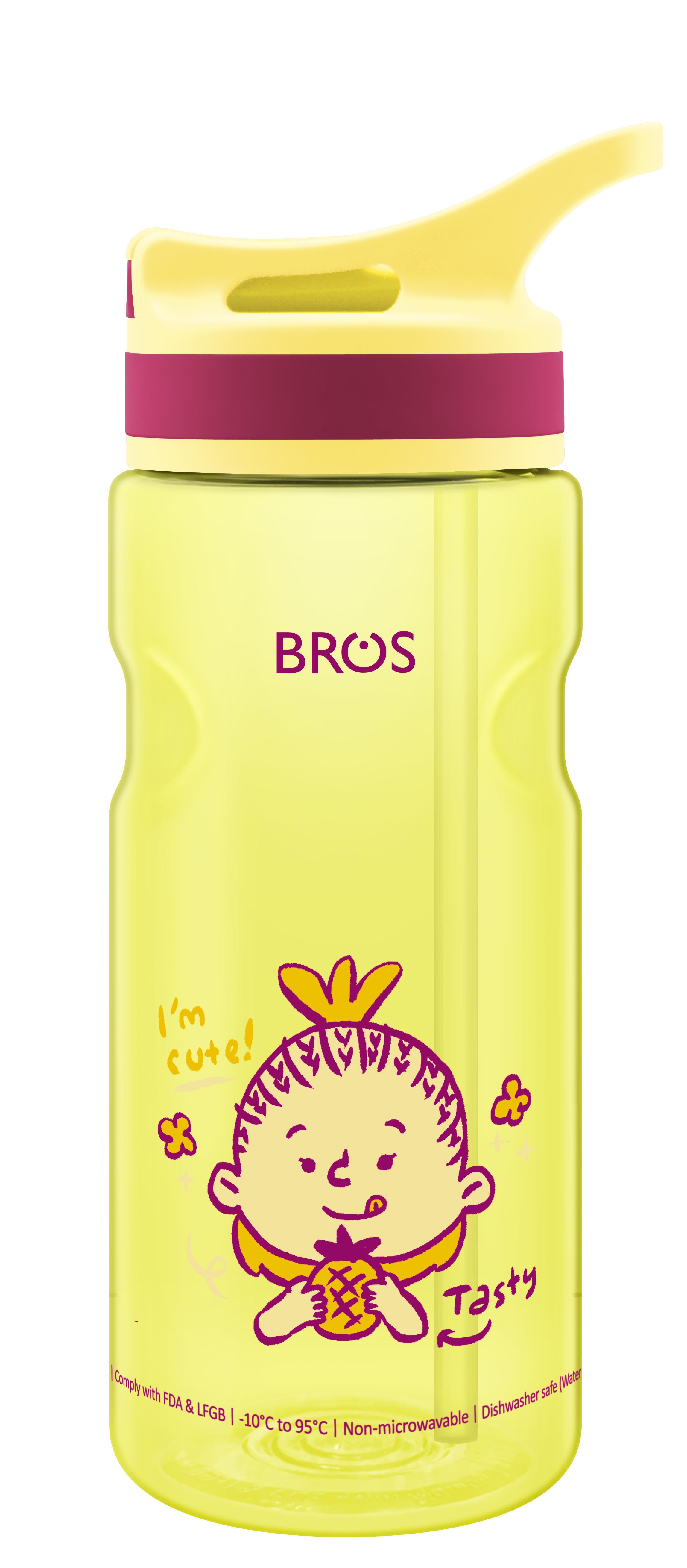 Bros Flip 2005002 550ML Pineapple Girl