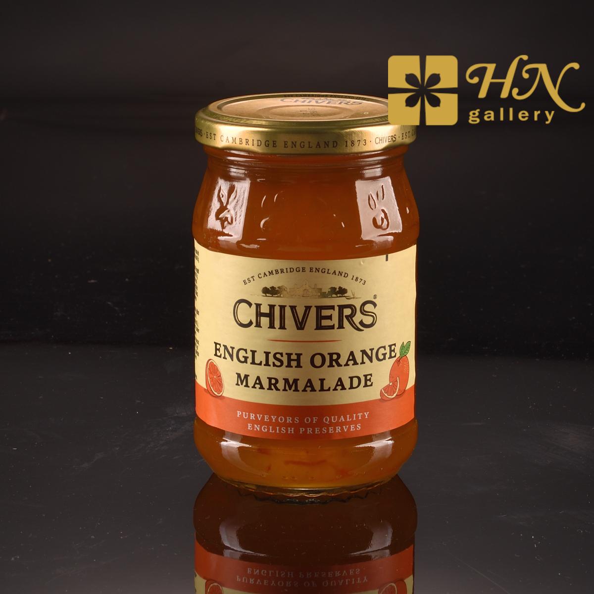 Chivers English Orange Marmalade Jam 340g