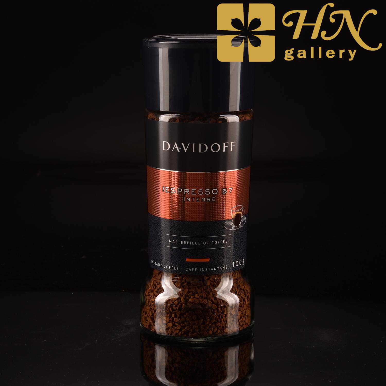 Davidoff Espresso 57 Intense Instant Coffee 100g