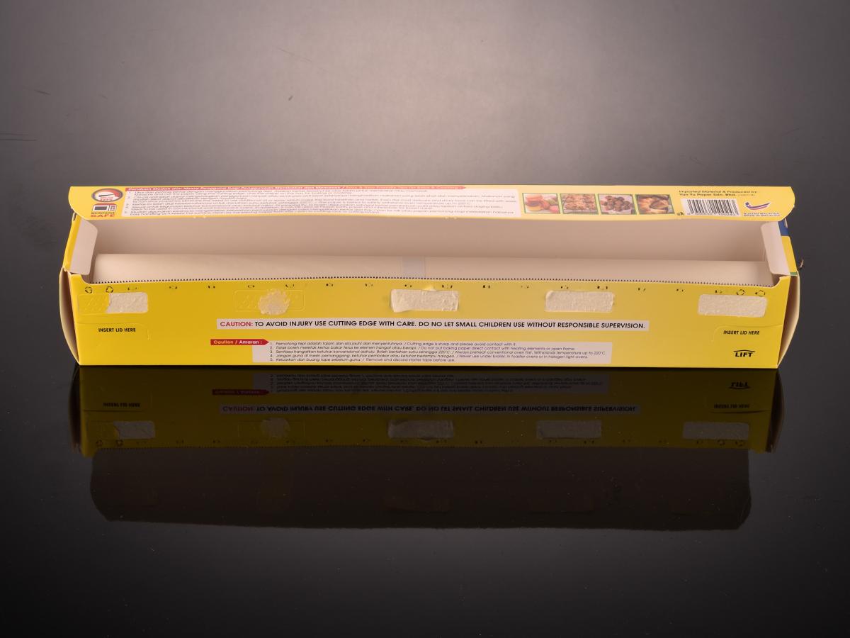 [HALAL] Baking Paper Non-Stick Microwave Oven Cook Tools ( Kertas Minyak ) Kertas Kek 10M