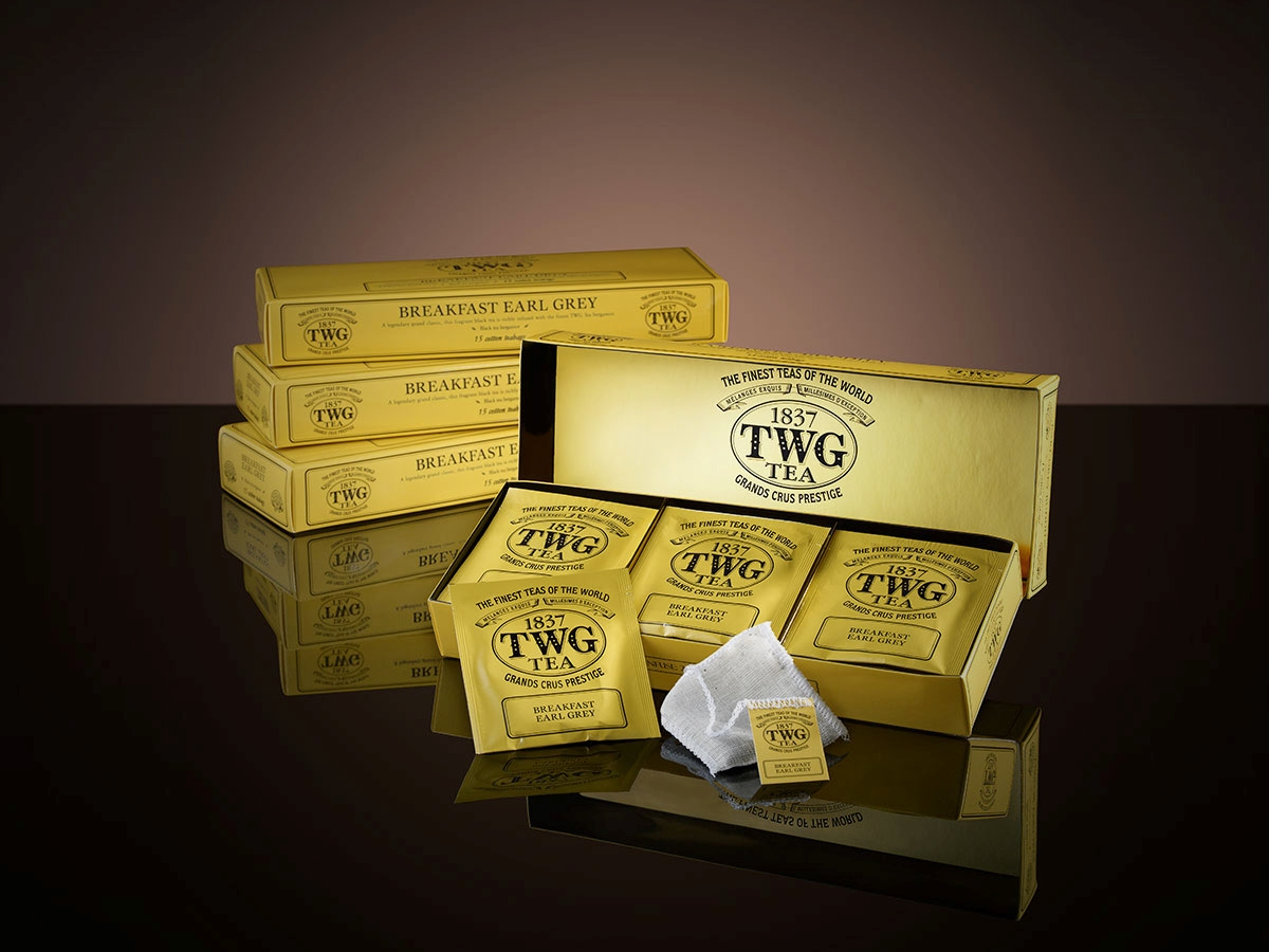 TWG Breakfast Earl Grey